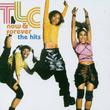 TLC–Now & Forever - The Hits (CD)