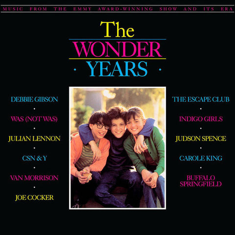 Various Artists-Music from the Wonder Years (LP)