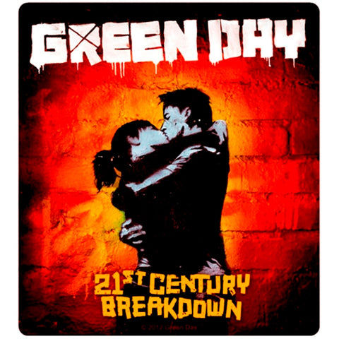 Green Day-21st Century Breakdown - Cameron Records