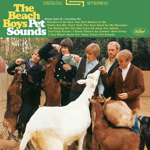 The Beach Boys-Pet Sounds (LP)