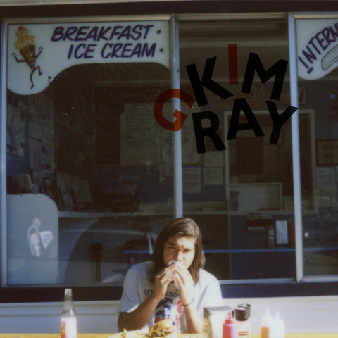 "Kim Gray-Backseat Bingo EP (7"")"