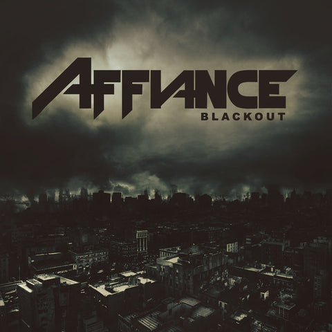 Affiance-Blackout - Cameron Records