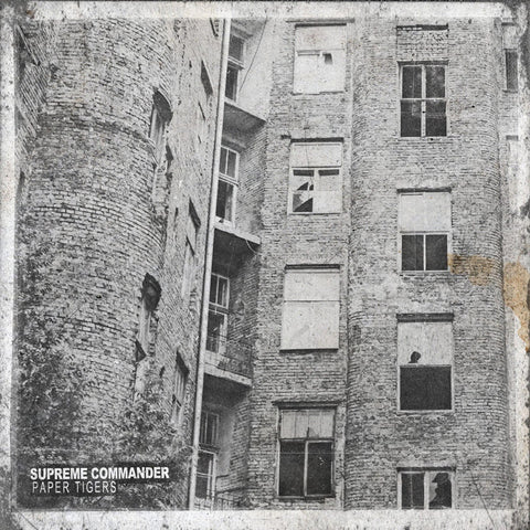 Supreme Commander-Paper Tigers (LP)