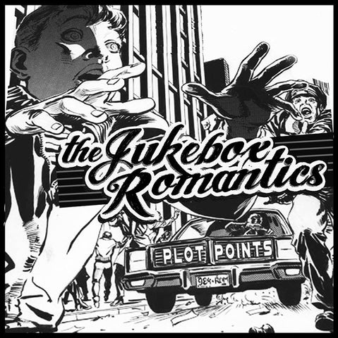 "The Jukebox Romantics-Plot Points (7"")"