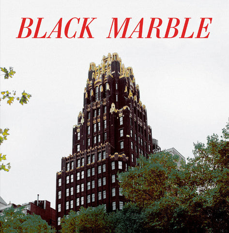 Black Marble-Weight Against the Door (LP) - Cameron Records