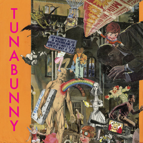 Tunabunny–PCP Presents Alice In Wonderland Jr. (2XLP)
