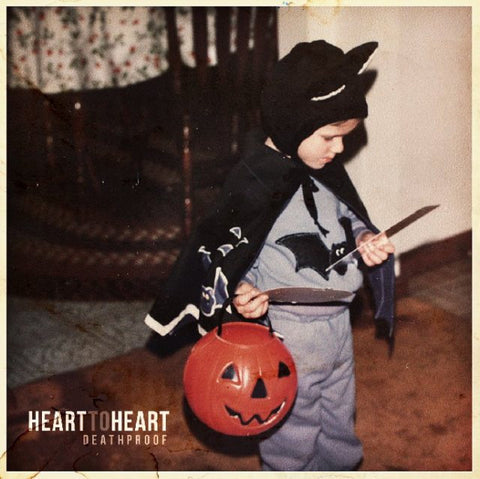 "Heart to Heart-Deathproof EP (7"")"