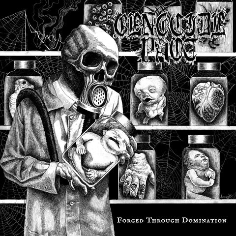 Genocide Pact-Forged Through Domination (LP) - Cameron Records