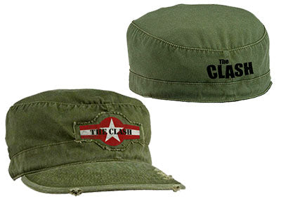 The Clash Star Cadet Cap