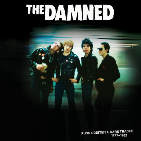 The Damned - Punk Oddities & Rare Tracks 1977-1982 (LP)