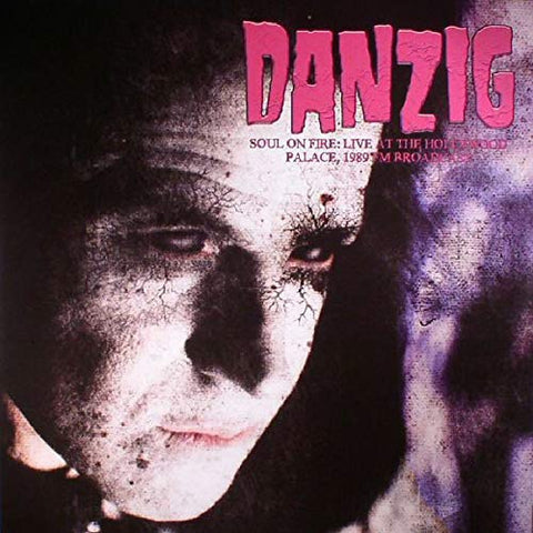 Danzig-Soul On Fire (LP)