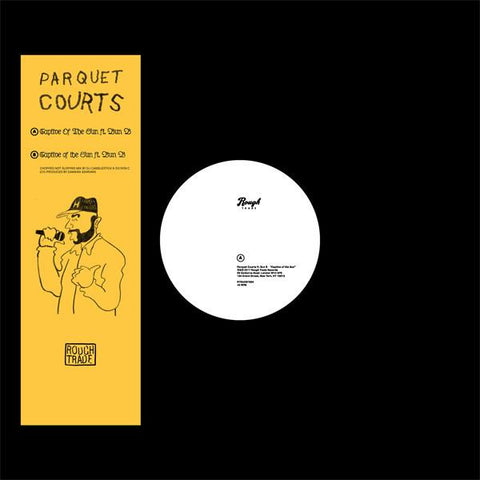 "Parquet Courts-Captive of the Sun (12"")"