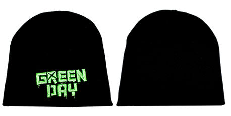 Green Day Logo Beanie