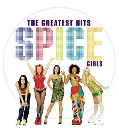 Spice Girls-The Greatest Hits (Picture Disc)