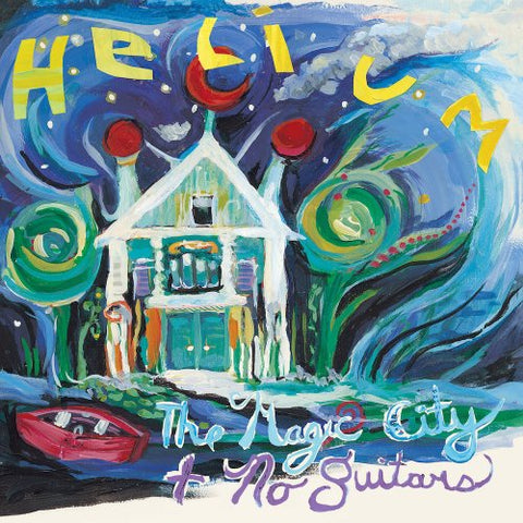 Helium-The Magic City/No Guitars (2XLP)
