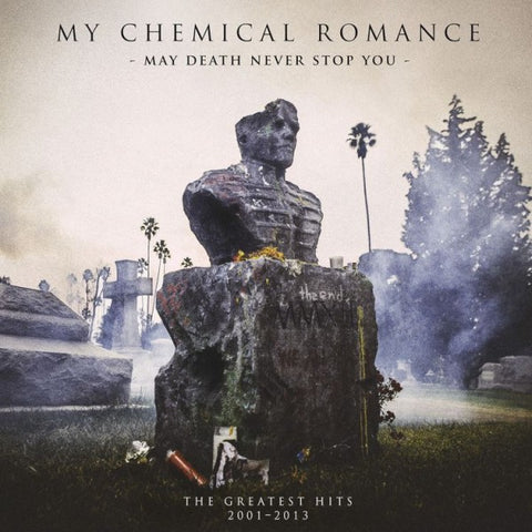 My Chemical Romance-May Death Never Stop You (2XLP)