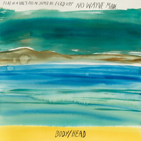 Body/Head-No Waves (LP) - Cameron Records