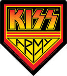 Kiss-Kiss Army Sticker