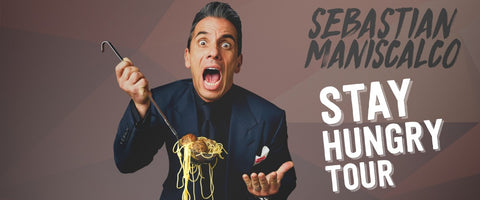 Sebastian Maniscalco-Stay Hungry (LP)