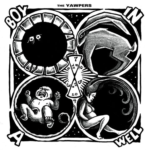 The Yawpers-Boy In a Well (LP)