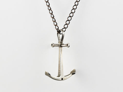 Anchor Necklace (authentic)