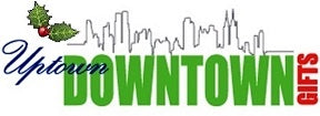 uptown downtown gifts logo