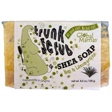 Trunk Scrub Shea Soap - Noni Lemon Grass - Global Mamas (S)