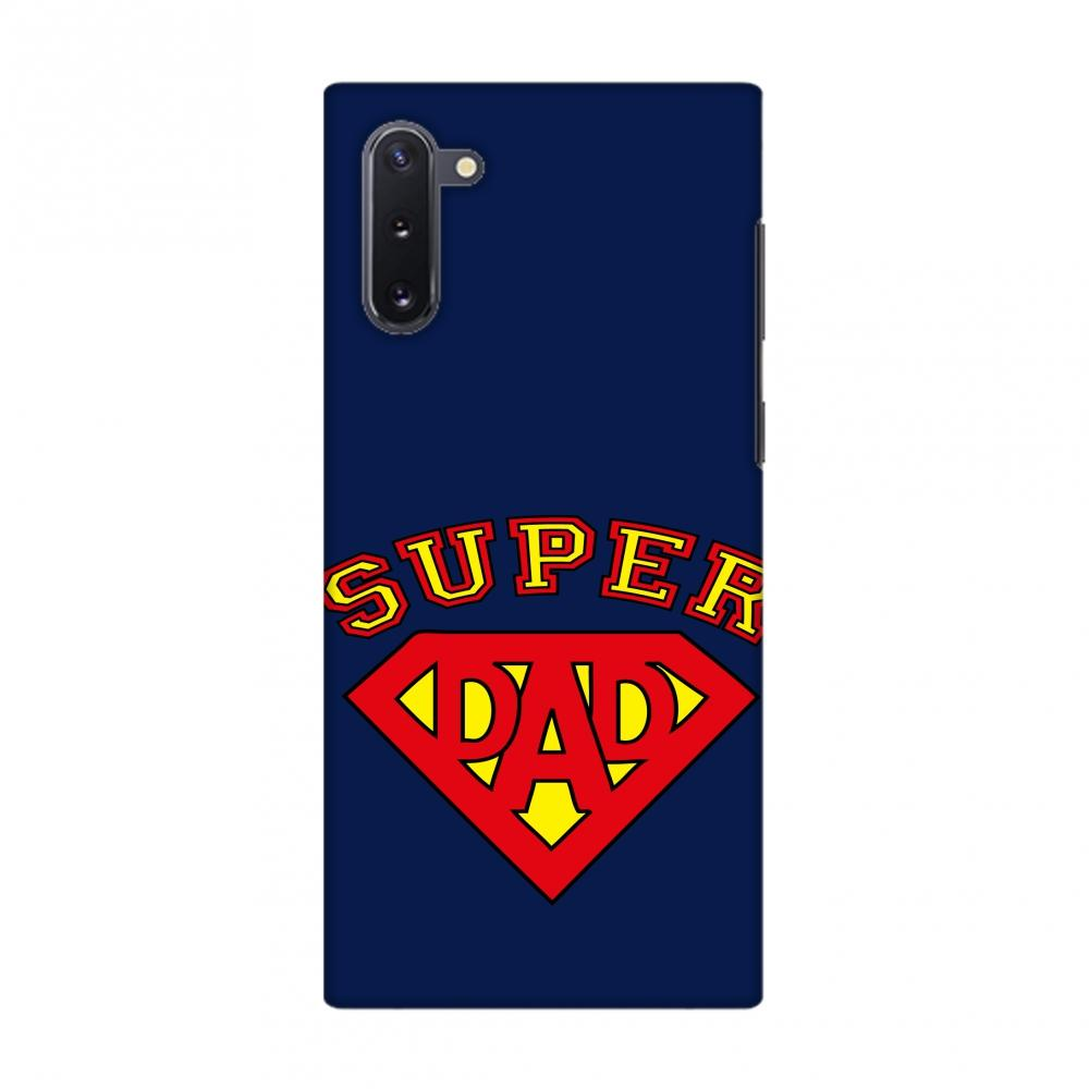 Father's Day - Super Dad Slim Hard Shell Case For
