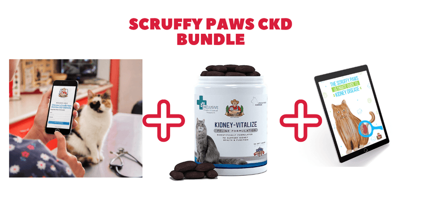 Scruffy Paws CKD Bundle