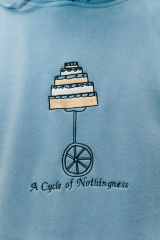 A Cycle of Nothingness Hoodie -UNISEX