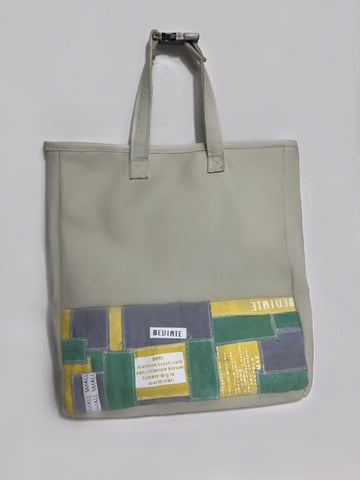 DV8 Patched Tote Bag by Angela Orr