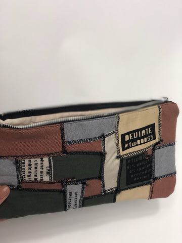 DV8 Patched Arm Bag by Angela Orr