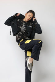 Yellow Mesh Ranger Pants