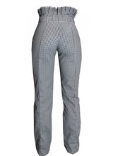 Load image into Gallery viewer, Checkered Pant with Pleated Top