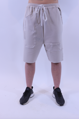 Reflection Patch Boy Short