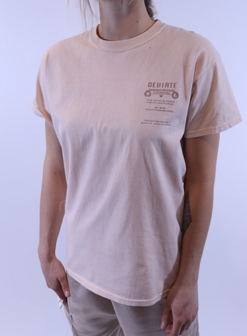 Reflection Naturally-Dyed Sandalwood T-Shirt