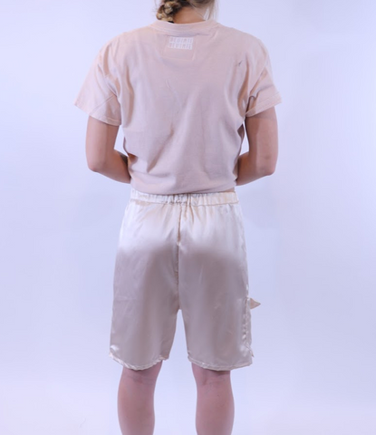 Reflection Silk Boy Shorts