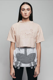 From the Outside Crop Top