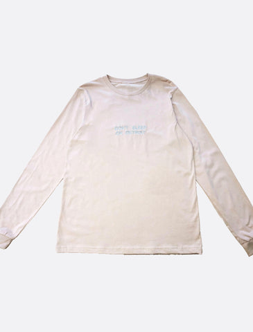 DSoD Beige Long Sleeve - UNISEX