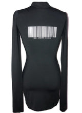 Load image into Gallery viewer, Black Pockets Knit Dress
