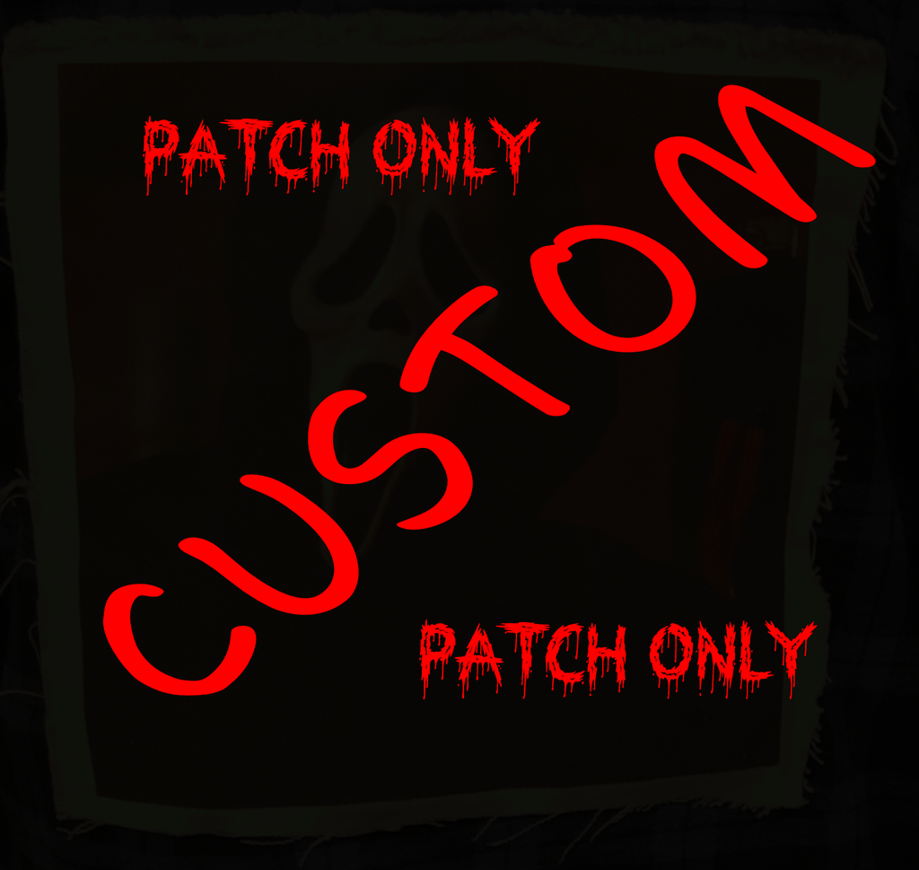 Custom Patch - No flannel