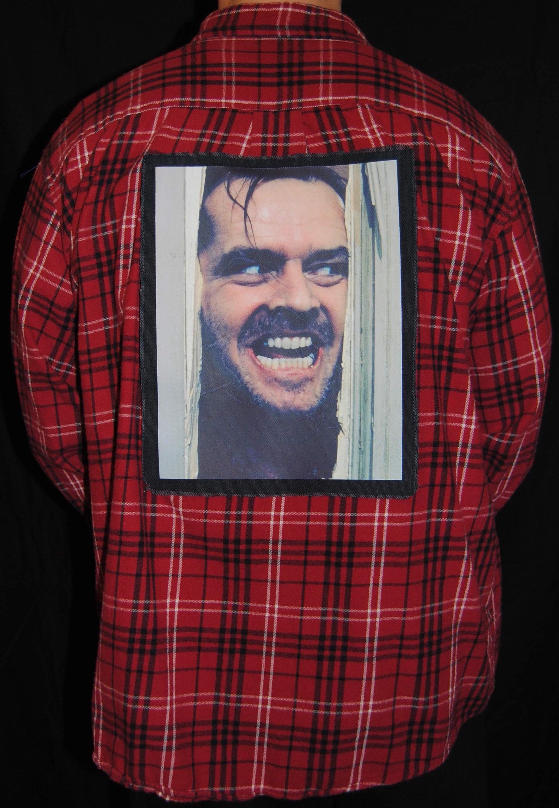 Here's Johnny The Shining Flannel