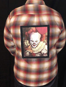 "Pennywise ""It"" Flannel"