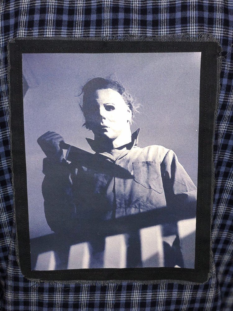 Michael Myers Halloween Flannel
