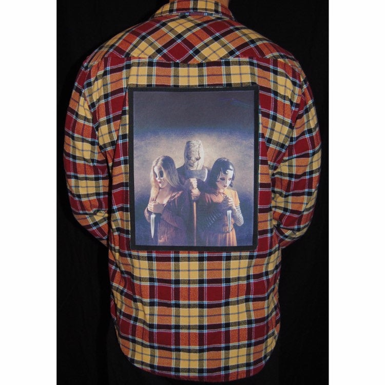 The Strangers Flannel