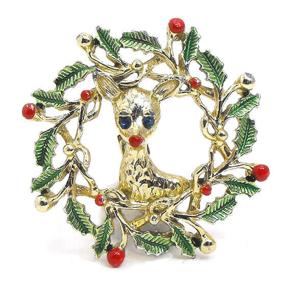 Christmas Jewelry at Q Vintage Jewelry