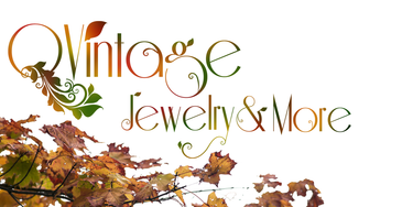 QVintageJewelry Logo Fall