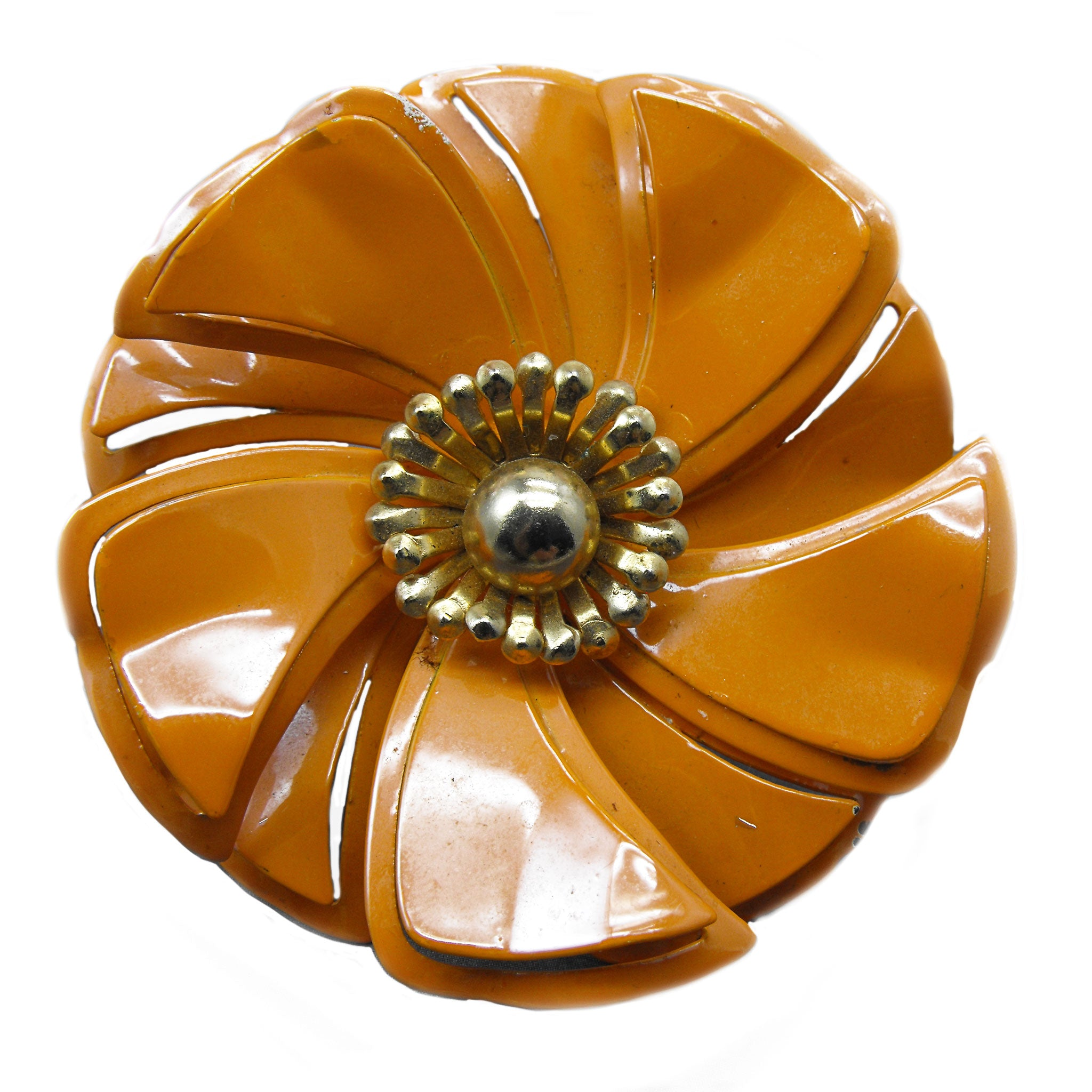 Vintage Fall Brooches