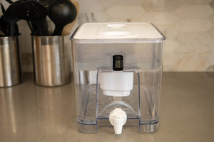 Pure Water Filter Dispenser | Removes Fluoride