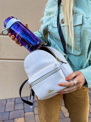 Mini - Commuter Friendly Water Filter Bottle